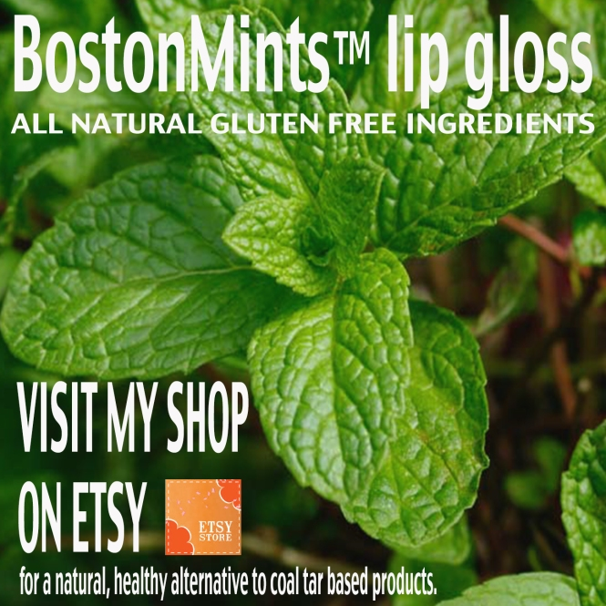BostonMints Natural Etsy