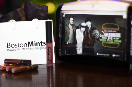 BOSTONMINTS AND ADAMO DAYSPA ON WAHLBURGERS
